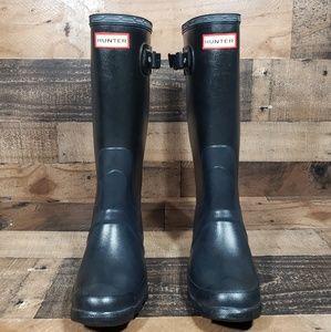 [Hunter] Original Tall Matte Rain Boots  5